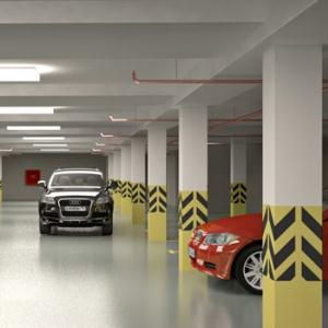 Автостоянки, паркинги Усвятов