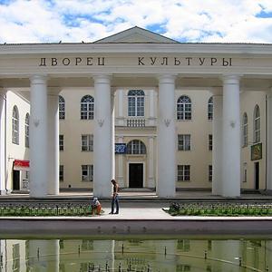 Дворцы и дома культуры Усвятов