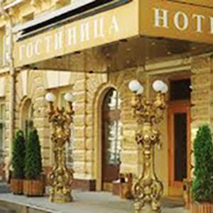 Гостиницы Усвятов