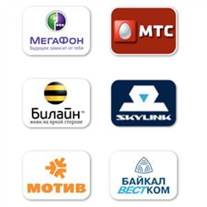 Операторы сотовой связи Усвятов