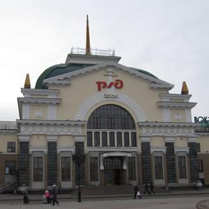 Железнодорожные вокзалы Усвятов
