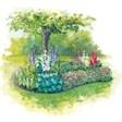 База отдыха Пикник парк - иконка «сад» в Усвятах